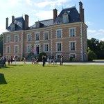 L e château