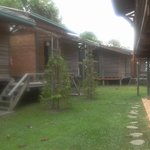 Chalet area