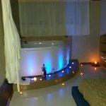 spettacolare jacuzzi suite del acqua