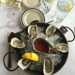 eat the local oysters, you'll be glad you did