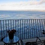 Oceanfront Balcony View