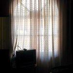 Bonita ventana despertador a las 6am