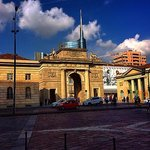 Milano: Porta Garibaldi