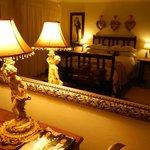 Prachtige kamer, liefdevolle ontvangst...
