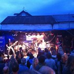 Live Music at the Carps'. Summer 2014