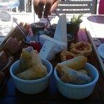 The Gourmet platter