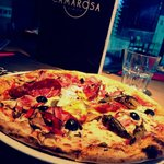 Pizza CAMAROSA - CAMAROSA Original Pizza