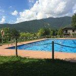Pool to die for - fab views