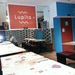 Lupita Downstairs