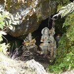 A small cave temple