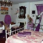 la chambre familiale 1900