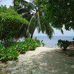 Private villa beach 2