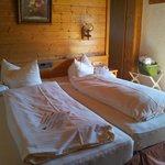 Gemütliche, sehr weiche Betten