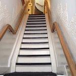 """Знаменитая """"крутая"""" лестница!"""