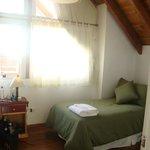dormitorio cabaña 7