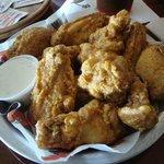 Bone In Chicken Wiungs