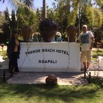 Welcome to Thande Beach Resort!