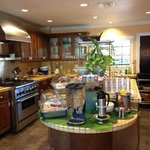 Kitchen and continental breakfast
