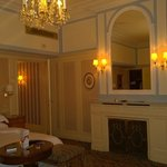 Beautifully appointed room