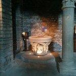 Fuente batismal