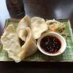 Vegetarische Jiao-zi