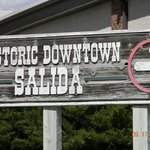 Historic Downtown Salida.