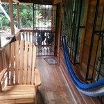 Cabin deck space