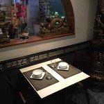 Super Resto ! Une petite table en amoureux par là ;)