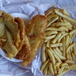 Very good fish and chips