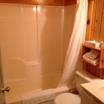 Bathroom in Lodge