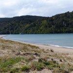 Whangamata Beach in Coromandel