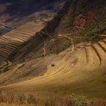 Pisac Inca Terraces