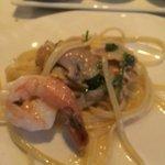 Ling Shrimp & clam