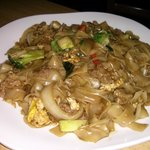 Best drunken noodles I've ever had