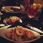 Scallops and Ribeye Steak