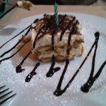 a special birthday tiramisu