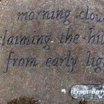Haiku Pathway - poem