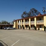 Motel side view