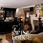 SW1 Lodge Lounge area