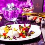 Le Baroque Restaurant - Burrata