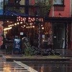 The Bean - entrance