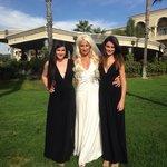 Wedding day at BBR