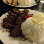 Special Chicken and Beef Chelo