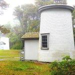 Three Sisters Light Houses