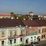 Best Western Plus Hotel Ferdynand Widok z Okna