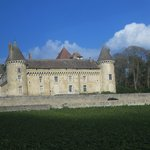 Chateau exterior