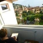 Oleandro room window