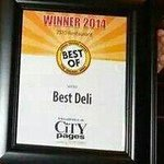Voted next deli 2014