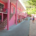 pink palace hostel rooms
