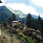Drukgyel Dzong.